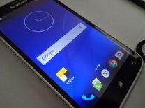 """Lenovo a850 экран 5,5"""" как новый 2 сим карты"""