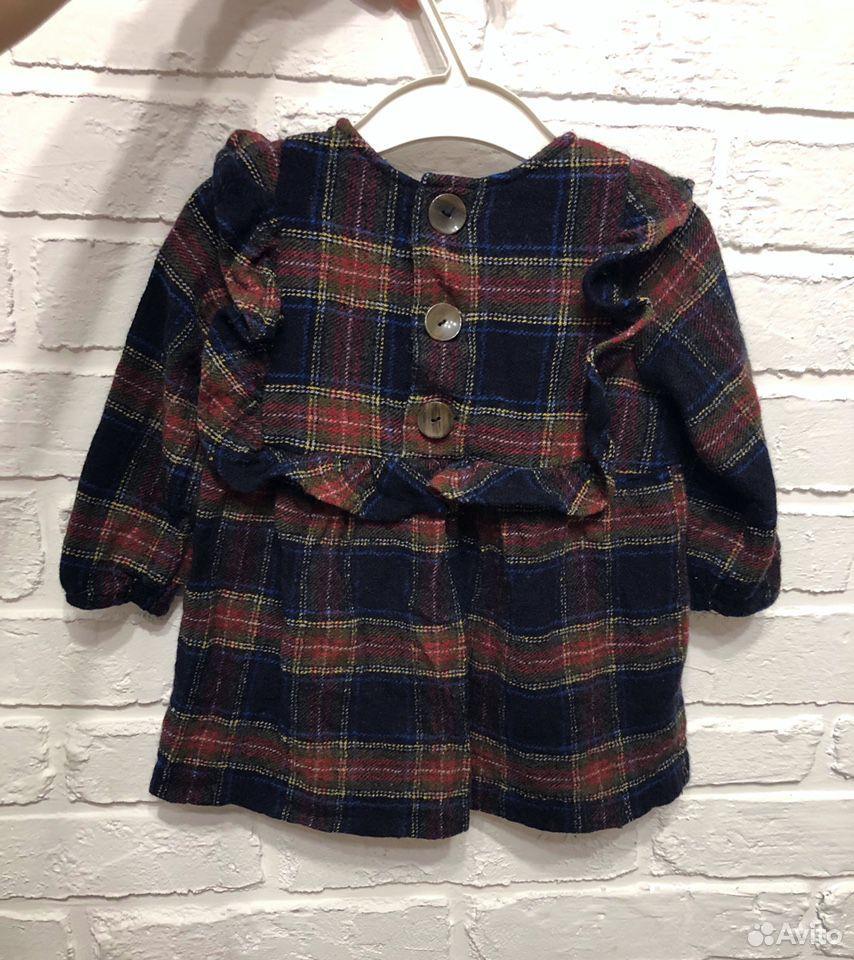 Платье детское теплое Zara 89608210489 купить 2