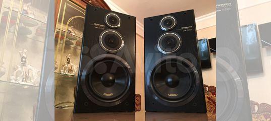 Акустика Pioneer S-Z92vколонки купить в Республике Дагестан   Бытовая электроника   Авито