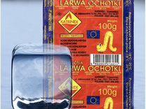 Замороженные корма для аквариумных рыб