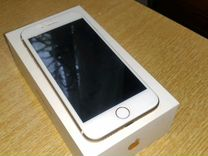 iPhone 7 128gb gold рст