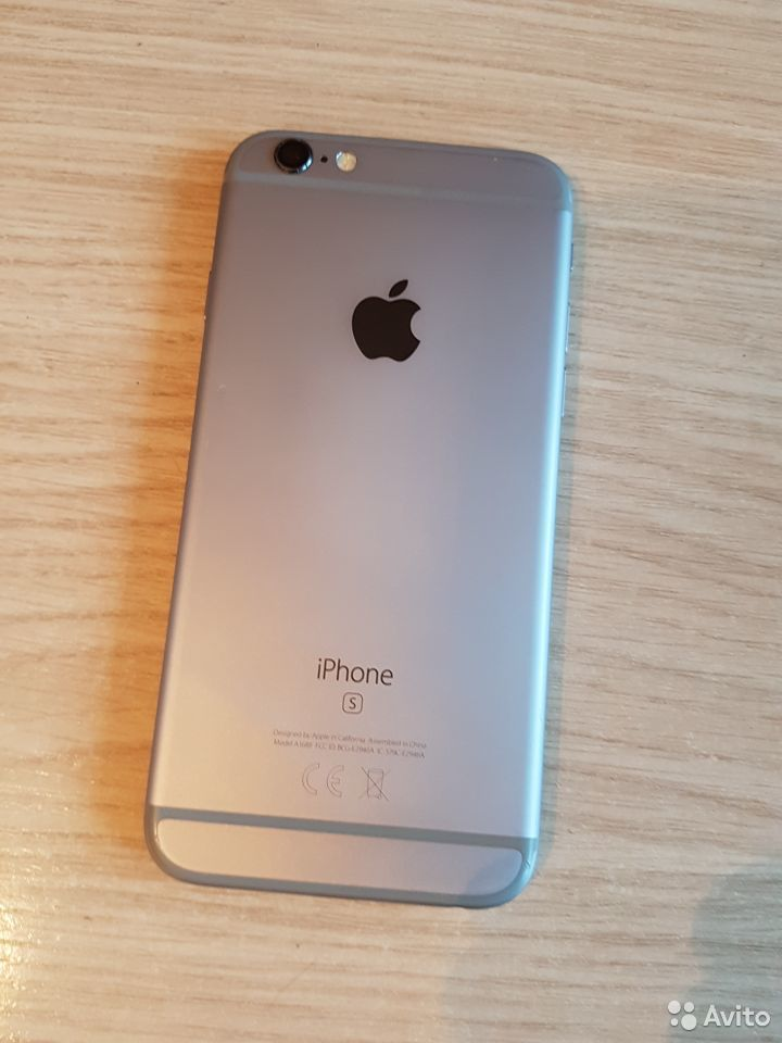 iPhone 6s 32  89605808448 купить 2