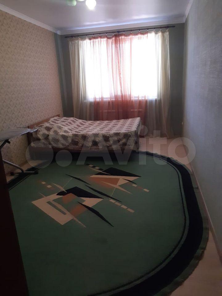 2-к квартира, 52.5 м², 3/4 эт.