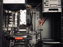 Универсальный пк\4ядра\8GB оперативки\SSD — Настольные компьютеры в Геленджике