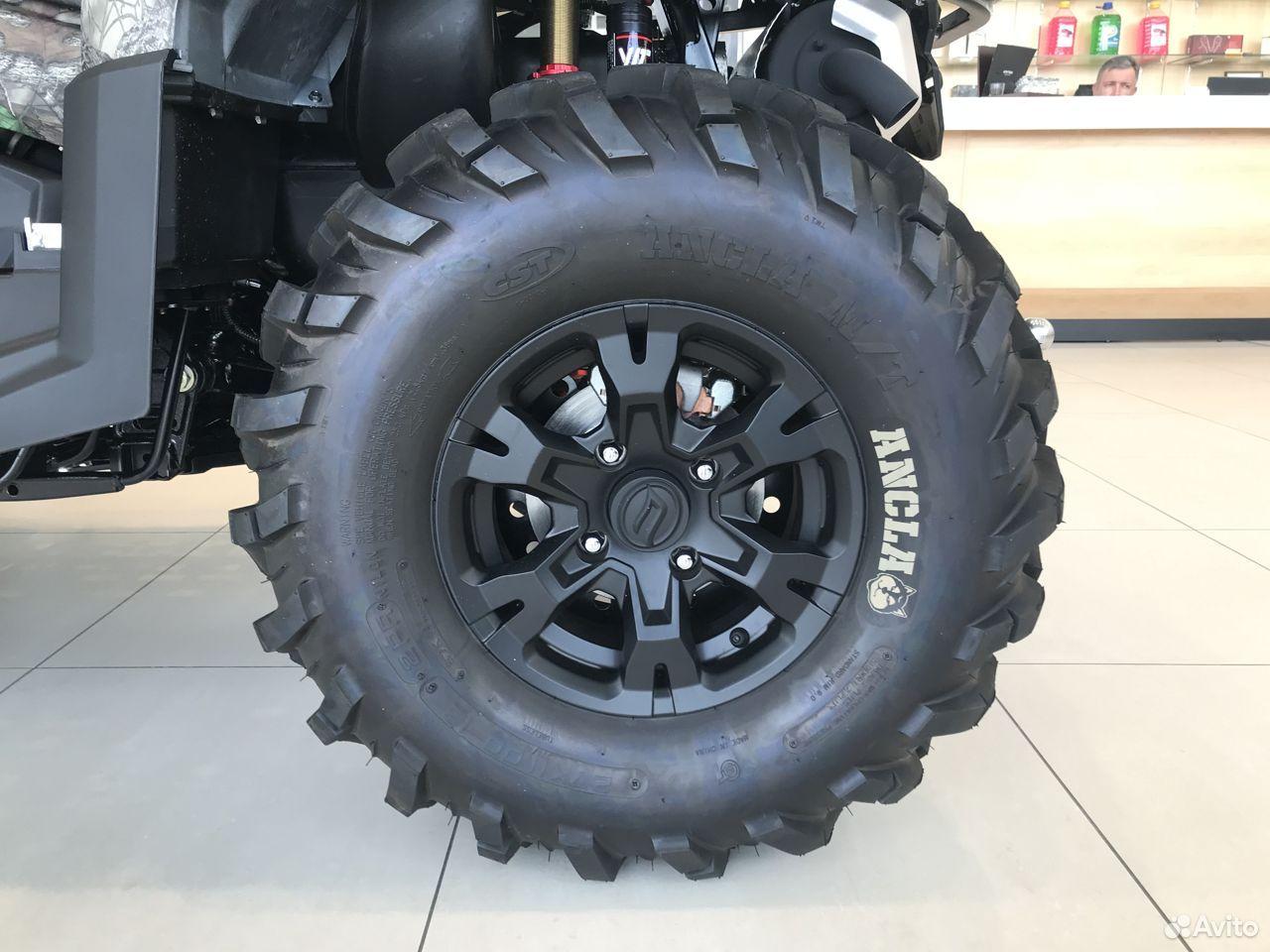 Квадроцикл cfmoto cforce 800 HO EPS (X8 H.O.EPS)  88792225000 купить 4