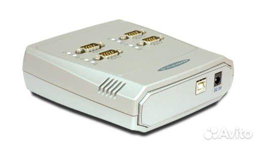 Адаптер USB на 4 порта RS-232  89514024398 купить 1