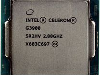 H110M-C + intel g3900 + кулер