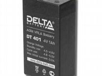 Аккумулятор Delta 4v 1ah