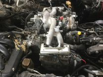 Двигатель Subaru Forester ej20 2004-2010