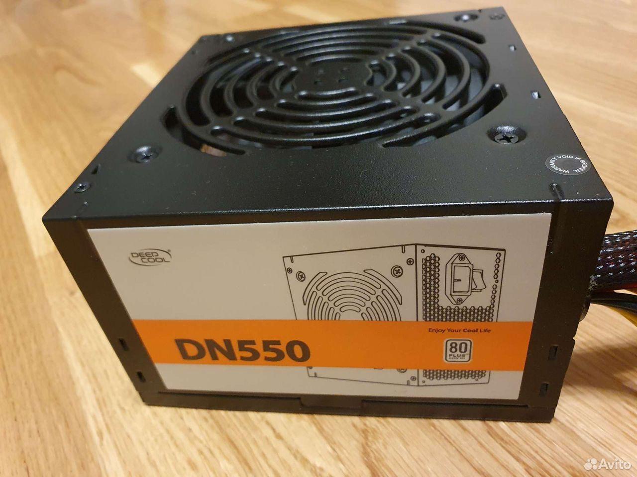 Блок питания Deepcool DN550  89889948824 купить 3