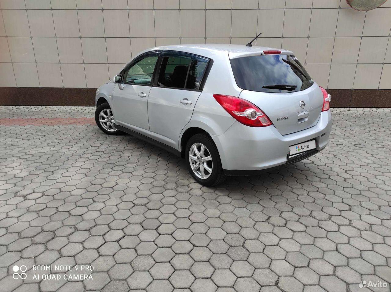 Nissan Tiida, 2009  89098120307 купить 4