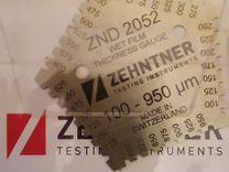 Толщиномер-гребёнка ZND 2052 — Ремонт и строительство в Москве