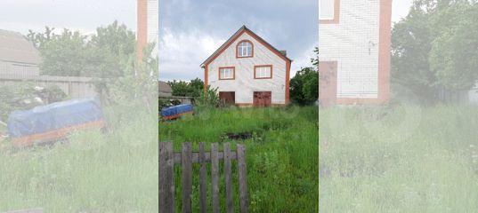 Дом 135 м² на участке 5 сот. в Воронежской области   Недвижимость   Авито
