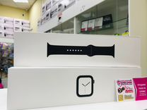 Apple Watch 4 Series 44mm Space Gray — Часы и украшения в Омске