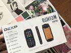 Телефон dexp osmium HX10