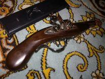 Зажигалка пистолет сувенирная