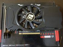 Видеокарта rx 460 4gb