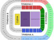 Билет на Metallica 21 июля Лужники