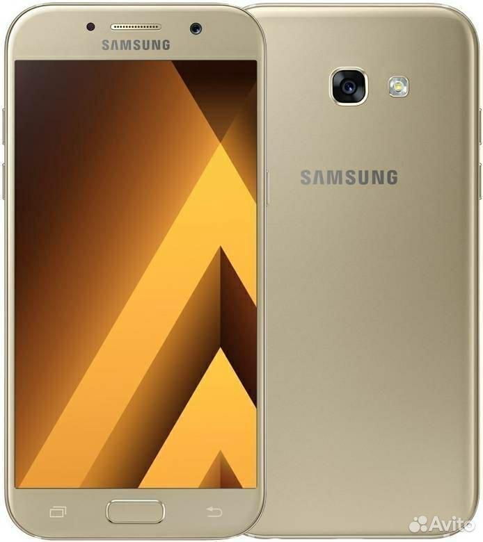 SAMSUNG galaxy A5 2017  89608766056 купить 2