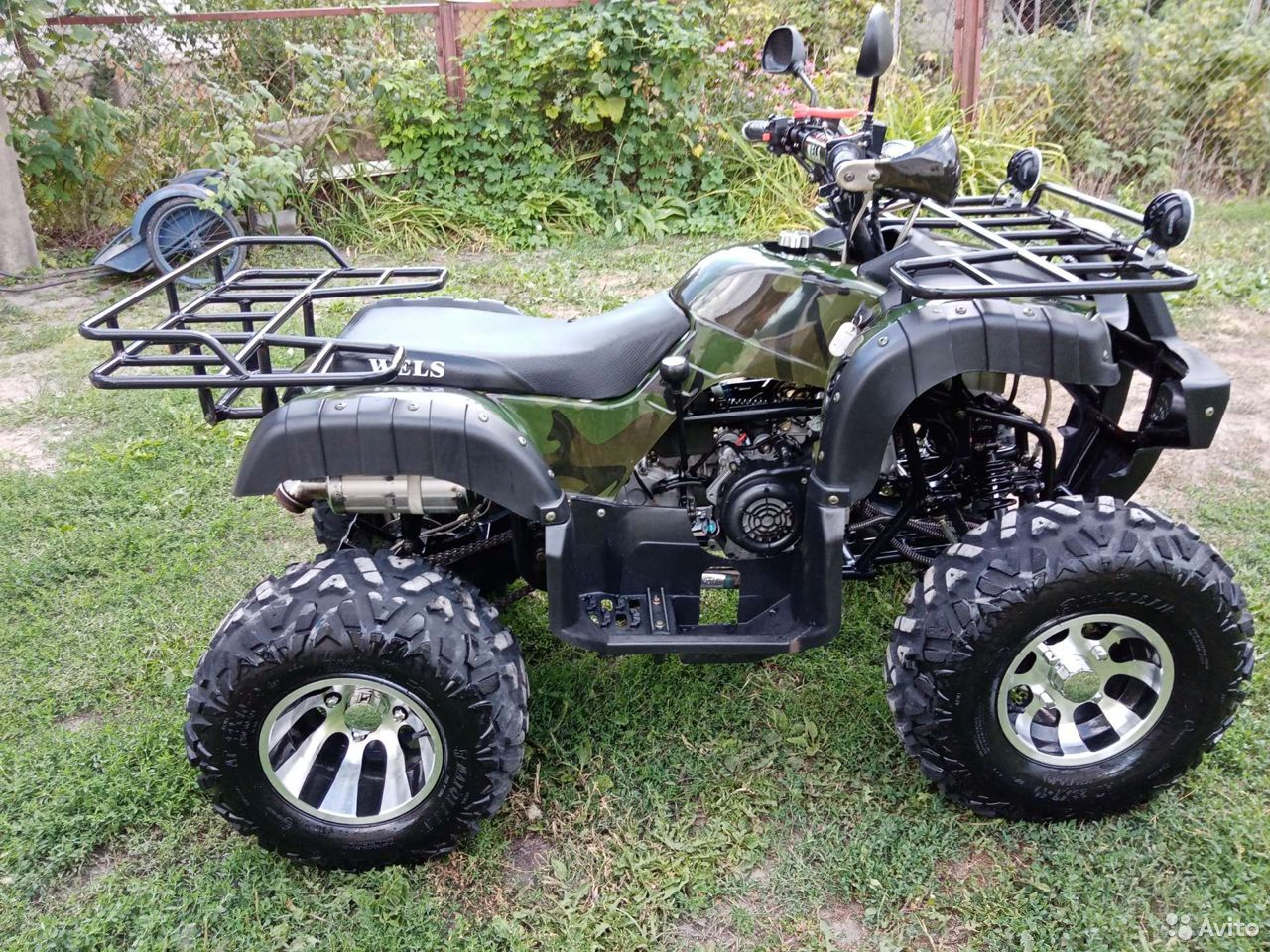 Квадроцикл wels 200  89606336917 купить 5