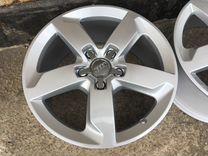 Оригинальные диски R19 от Audi Q7