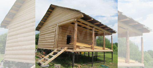 готовые бани купить в московской области