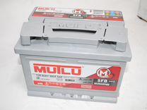 Аккумулятор Mutlu 60Ah обратная полярность