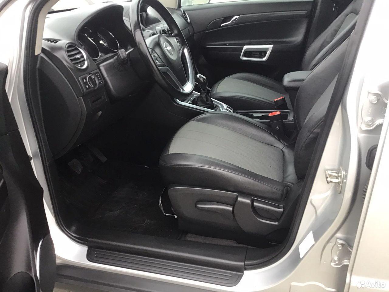 Opel Antara, 2012  89097984001 купить 6