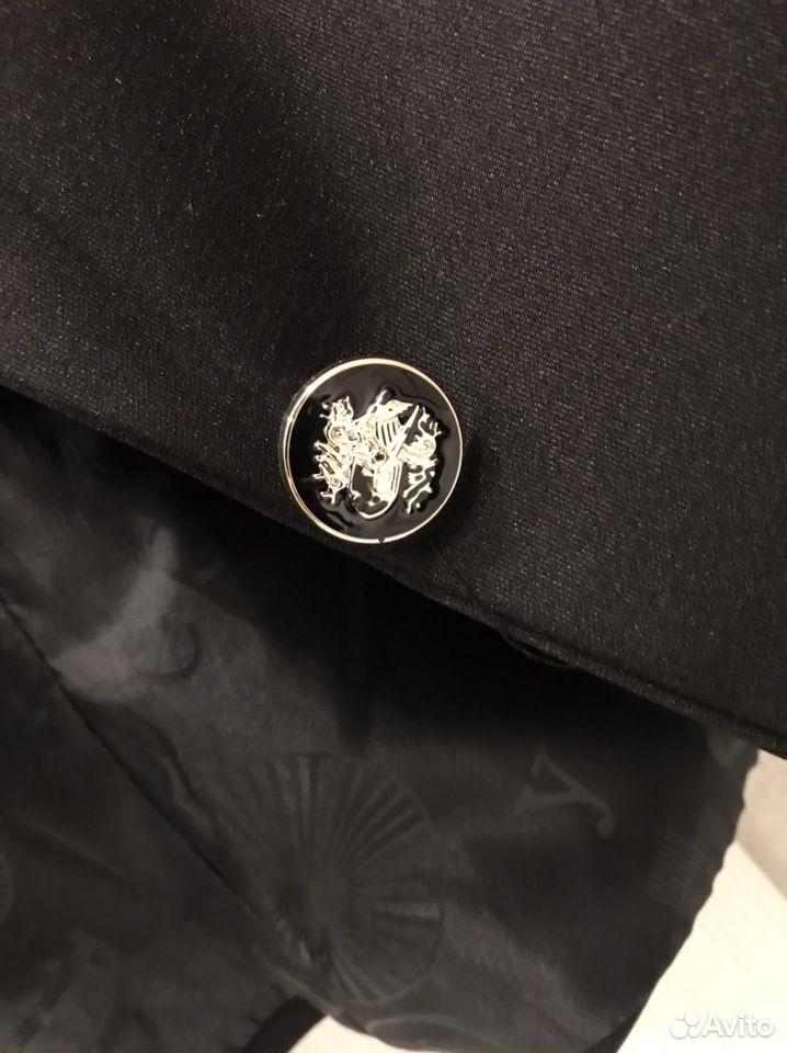 Черный пиджак женский  89237291056 купить 4