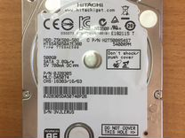 """Жесткий диск 2.5"""" hitachi 500Gb — Товары для компьютера в Краснодаре"""