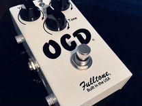 Педаль овердрайв/дисторшн Fulltone OCD v.2.0