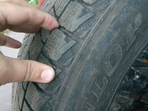 Dunlop winter max SJ8 225/65 R17